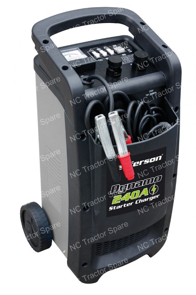 Dynamo 240A Starter Charger